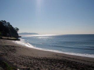 2016/10/15 キラキラの海、まだ青い富士秋と冬との閾値感じて